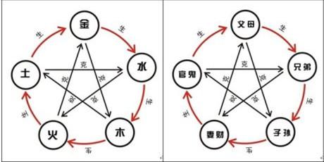六爻六亲持世详解,六亲持世类象解析