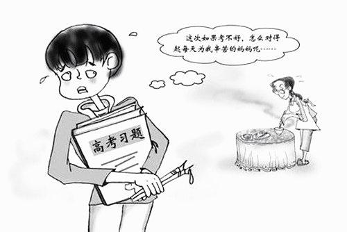 六爻占卜测考试断卦详解