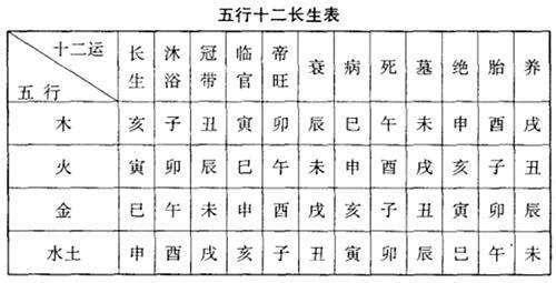 六爻占卜入门:生旺墓绝详解