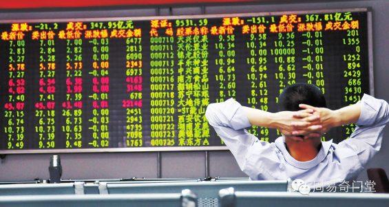 六爻测股票中父母克世股票受损断卦实例解析